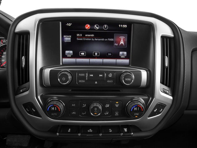 how to connect phone to bluetooth gmc sirra 2015