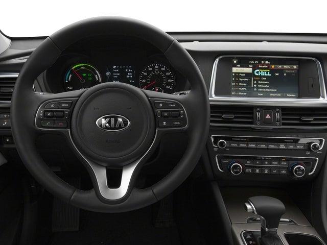 2017 Kia Optima Hybrid Ex In Gaithersburg Md King Volkswagen