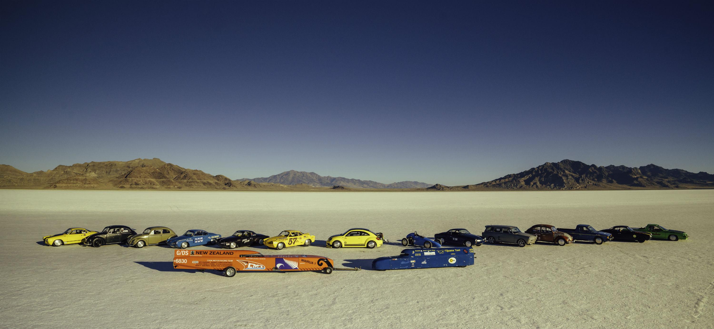 Bonneville Salt Flats Is The Place Of Amateur Racing At Its Purest Uncategorized
