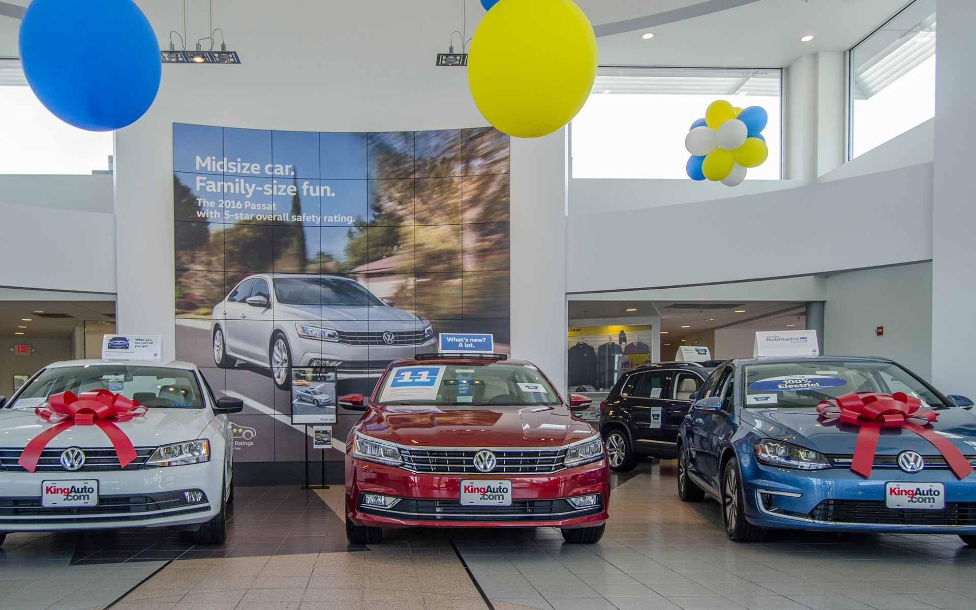 New & Used Volkswagen Dealer in Gaithersburg near Rockville